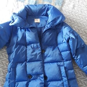 Lands End Girls Puffy Jacket